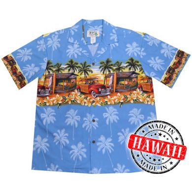 "Hawaii Shirt ""Oldtimer"""